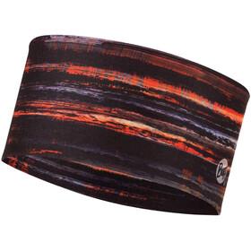 Buff Headband Hoofdbedekking oranje/zwart
